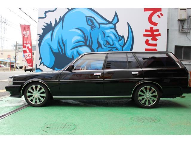 「トヨタ」「マークIIワゴン」「ステーションワゴン」「広島県」の中古車5
