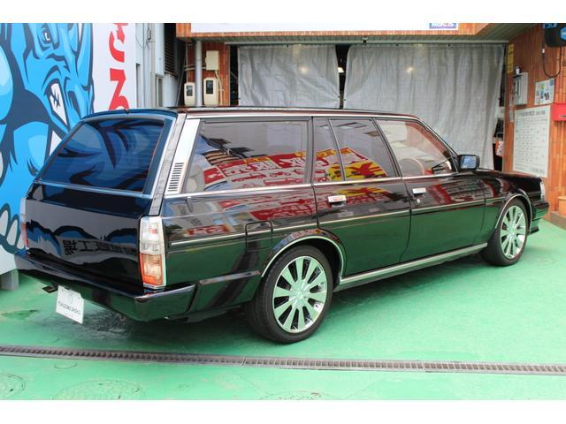 「トヨタ」「マークIIワゴン」「ステーションワゴン」「広島県」の中古車8