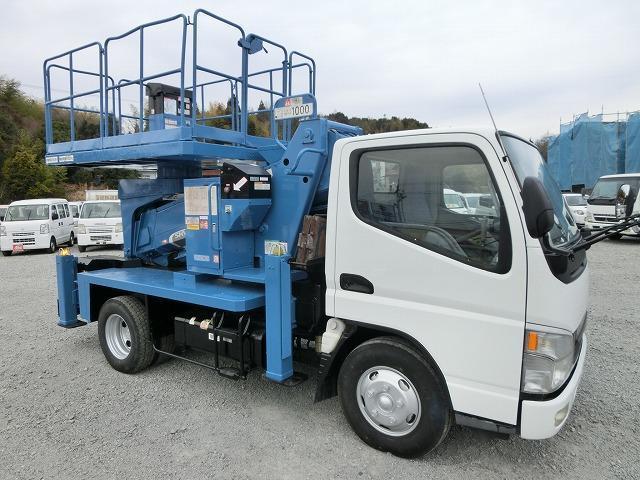 16年式アイチ製高所作業車TZ10A鉄バケット・PM適合(6枚目)