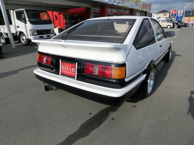 「トヨタ」「カローラレビン」「クーペ」「広島県」の中古車7