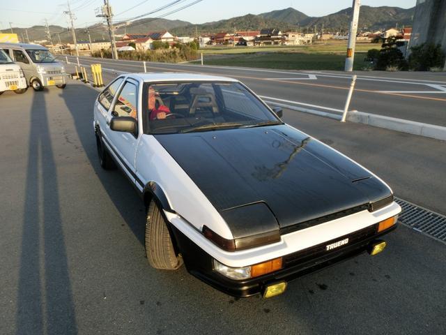 「トヨタ」「スプリンタートレノ」「クーペ」「広島県」の中古車2