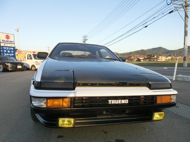 「トヨタ」「スプリンタートレノ」「クーペ」「広島県」の中古車3