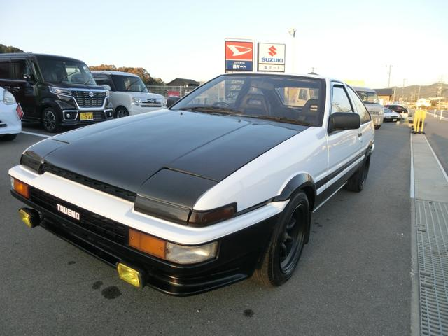 「トヨタ」「スプリンタートレノ」「クーペ」「広島県」の中古車8