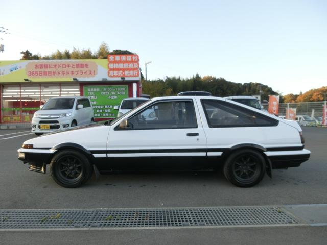 「トヨタ」「スプリンタートレノ」「クーペ」「広島県」の中古車9