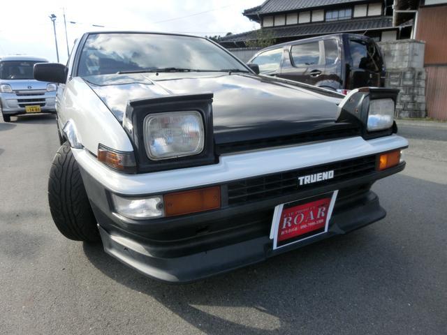 「トヨタ」「スプリンタートレノ」「クーペ」「広島県」の中古車38