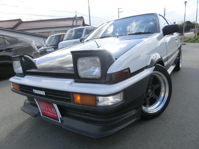 「トヨタ」「スプリンタートレノ」「クーペ」「広島県」の中古車39