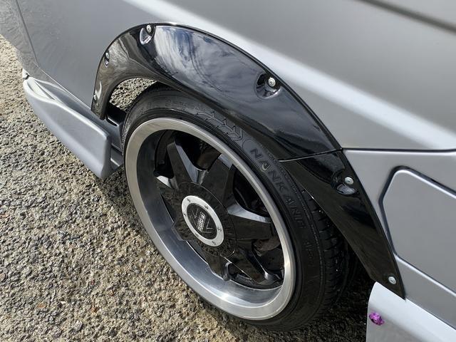 スーパーチャージャー 4WD BTナビ フルエアロ(13枚目)
