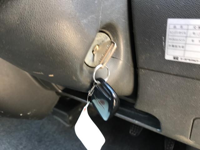 キーレスボタン一つでドアの開閉が可能です!