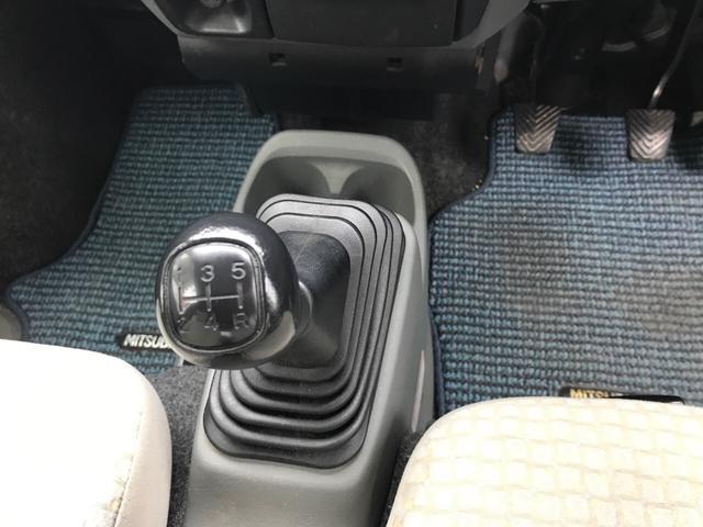 軽自動車 シルバー 5速MT AC 両側スライド キーレス(16枚目)