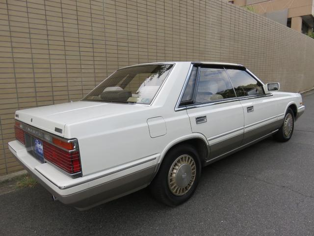 Remarkable Nissan Laurel Grand Extra 1985 White Gold 68 542 Km Pabps2019 Chair Design Images Pabps2019Com