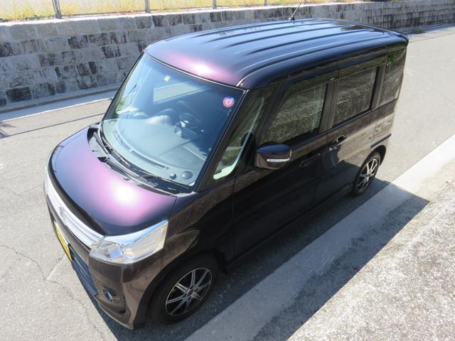 「スズキ」「スペーシアカスタム」「コンパクトカー」「広島県」の中古車26