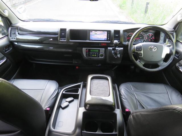「トヨタ」「ハイエース」「ミニバン・ワンボックス」「広島県」の中古車4