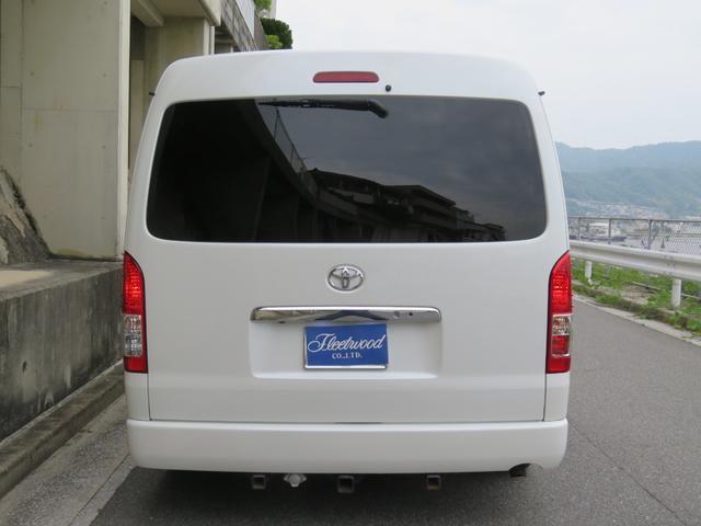 「トヨタ」「ハイエース」「ミニバン・ワンボックス」「広島県」の中古車30