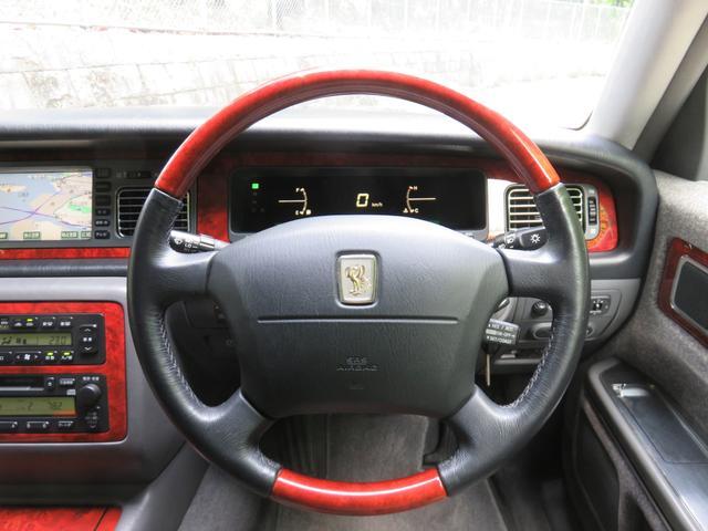 ワンオーナー D-EMV ツインマルチ ワンオーナー ETC 地デジナビ ドアミラー マイナスイオン リヤシートバイヴ デイスチャージヘッドライト ウッドコンビハンドル ノブ パワーシート(6枚目)