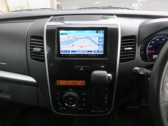 T ワンオーナー ターボ車 ETC ナビ ワンセグTV CD DVD HIDヘッドライト スマートキー AW15インチ 盗難防止システム ベンチシート フルフラット(8枚目)