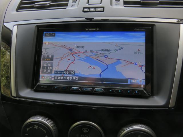 20S-スカイアクティブ クルージンPKG 7人乗り ドラレコ 両側電動スライドドア ETC HDDナビ バックカメラ フリップダウンモニター フルセグTV Bluetooth CD DVD HIDヘッドライト スマートキー(8枚目)