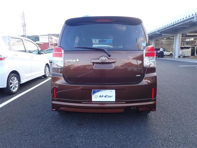 「トヨタ」「スペイド」「ミニバン・ワンボックス」「鳥取県」の中古車4