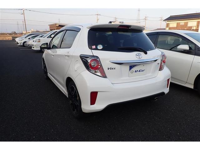 「トヨタ」「ヴィッツ」「コンパクトカー」「鳥取県」の中古車3