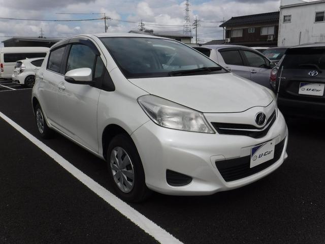 「トヨタ」「ヴィッツ」「コンパクトカー」「鳥取県」の中古車14