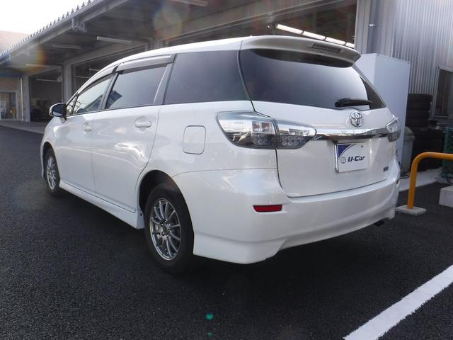 「トヨタ」「ウィッシュ」「ミニバン・ワンボックス」「鳥取県」の中古車21