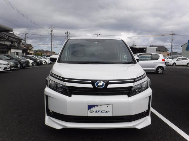 「トヨタ」「ヴォクシー」「ミニバン・ワンボックス」「鳥取県」の中古車2