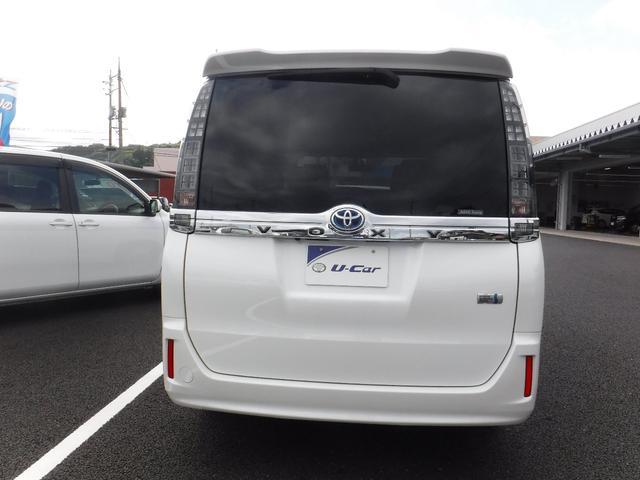 「トヨタ」「ヴォクシー」「ミニバン・ワンボックス」「鳥取県」の中古車3