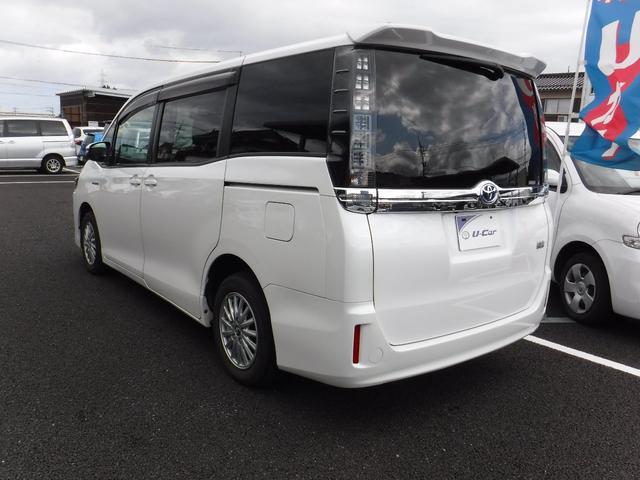 「トヨタ」「ヴォクシー」「ミニバン・ワンボックス」「鳥取県」の中古車20