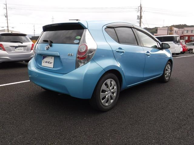 「トヨタ」「アクア」「コンパクトカー」「鳥取県」の中古車19