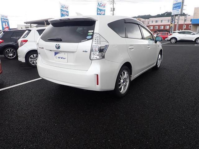 「トヨタ」「プリウスα」「ミニバン・ワンボックス」「鳥取県」の中古車6