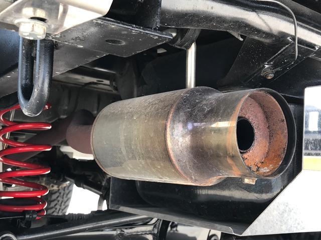 スズキ ジムニー 3インチリフトアップ 社外バンパー リビルトエンジン ETC