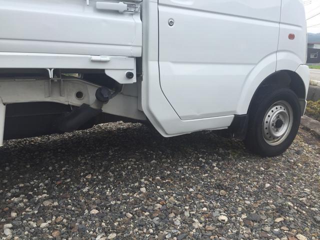 「スズキ」「キャリイトラック」「トラック」「岡山県」の中古車42