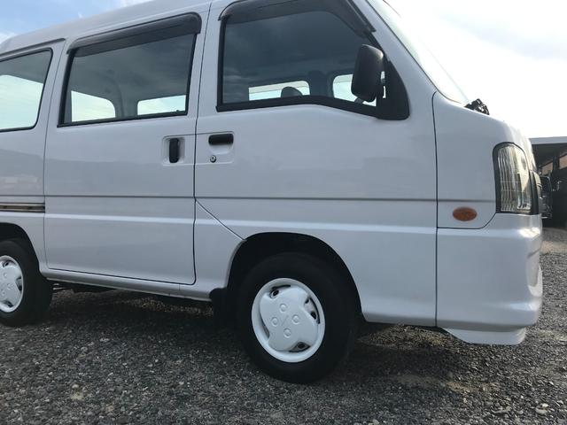 「スバル」「サンバーバン」「軽自動車」「岡山県」の中古車12