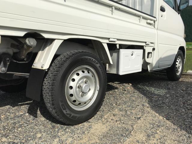 4WD AC PS 5速 10.2万キロ Tベルト交換済(27枚目)