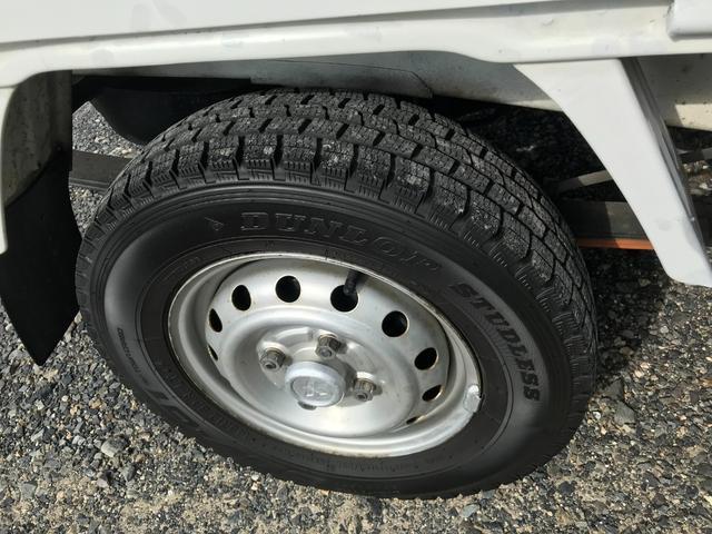 貨物用スタッドレスタイヤ