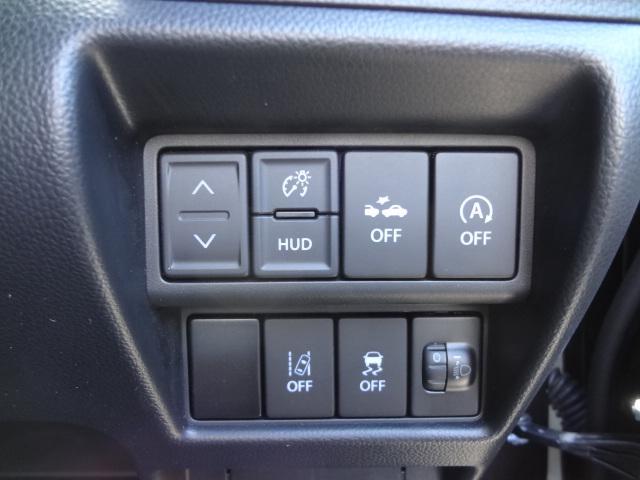 各種スイッチは運転席右側にあります。
