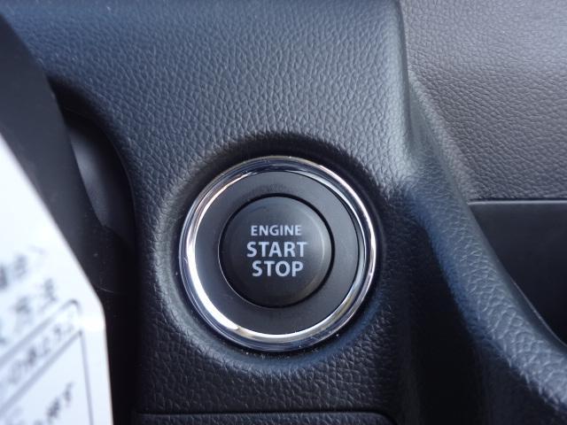 プッシュスタートシステム(ボタンひとつでエンジンの始動ができます)◆
