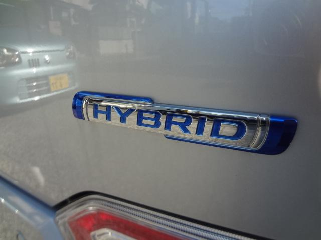ハイブリッド車!