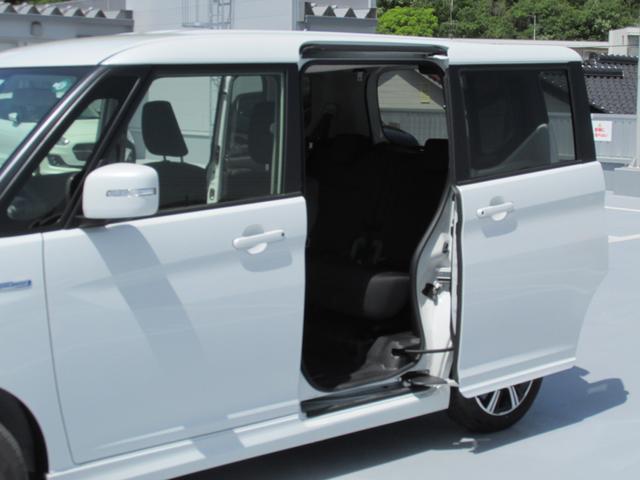 バンディット HYBRID MV 2型 後席電動スライドドア(9枚目)