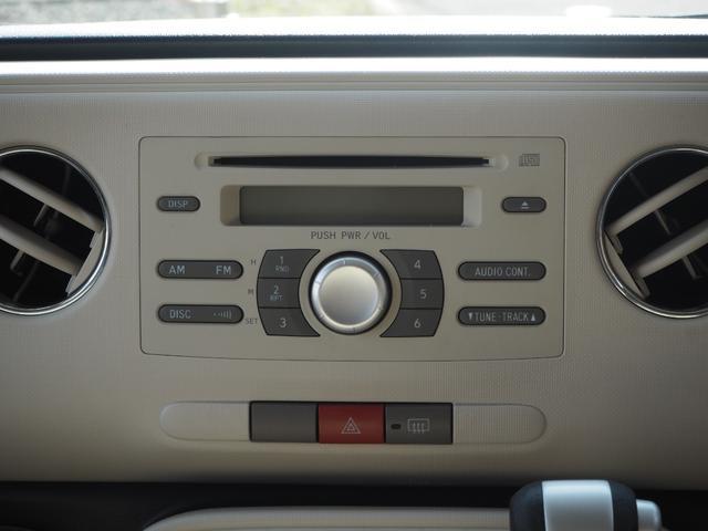 オーディオはCD/ラジオです。ナビの取付/移設などがあればご相談ください。