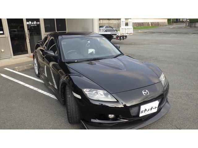 「マツダ」「RX-8」「クーペ」「山口県」の中古車7