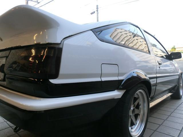 「トヨタ」「スプリンタートレノ」「クーペ」「広島県」の中古車34