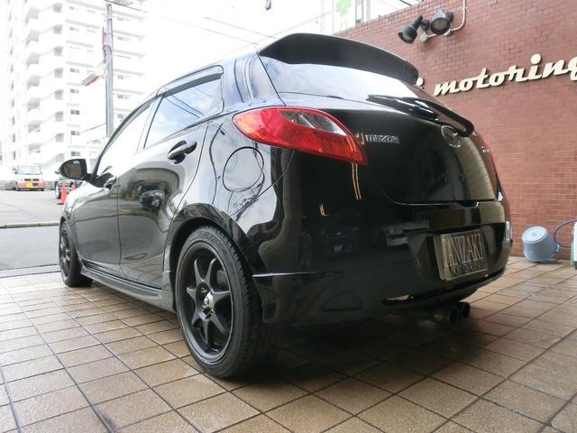 スポルト地デジナビ社外車高調マフラーLSD15AWスマートキ(7枚目)