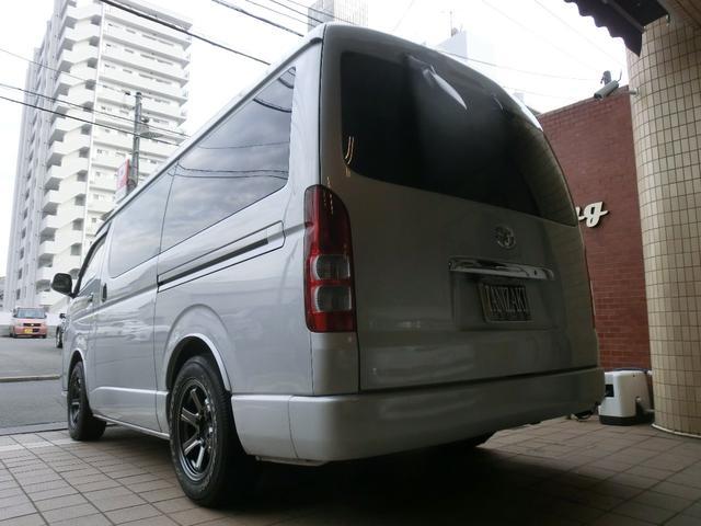 エアロツアラー4WDキャンピング車中泊仕様ベッドキットナビ(7枚目)