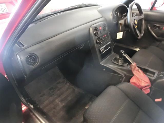 「その他」「ユーノスロードスター」「オープンカー」「広島県」の中古車15