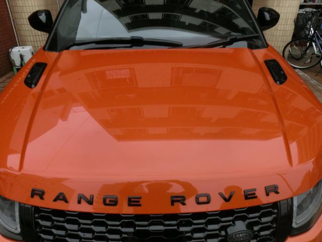 「ランドローバー」「レンジローバーイヴォークコンバーチブル」「オープンカー」「広島県」の中古車12