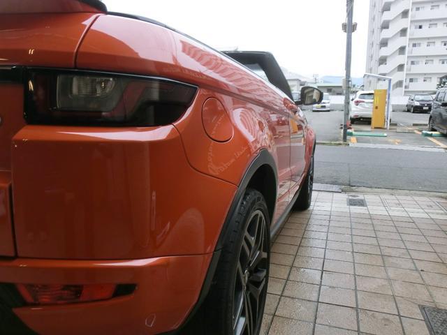 「ランドローバー」「レンジローバーイヴォークコンバーチブル」「オープンカー」「広島県」の中古車47