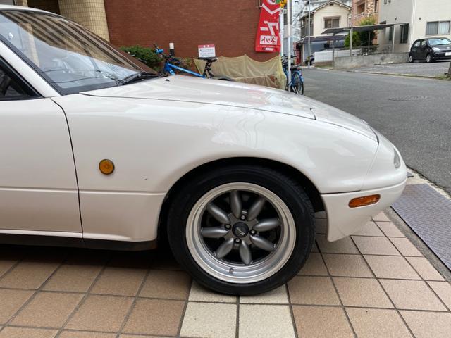 「その他」「ユーノスロードスター」「オープンカー」「広島県」の中古車43