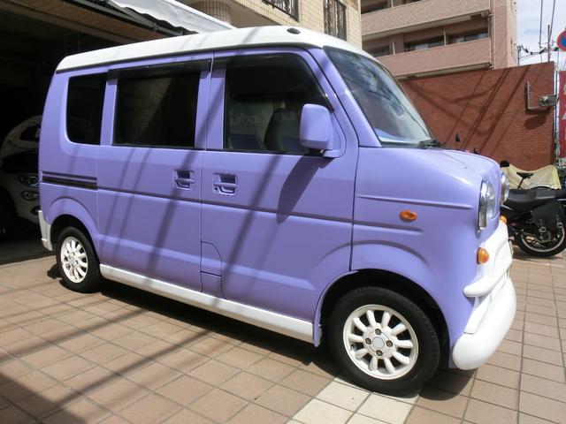 「スズキ」「エブリイ」「コンパクトカー」「広島県」の中古車4