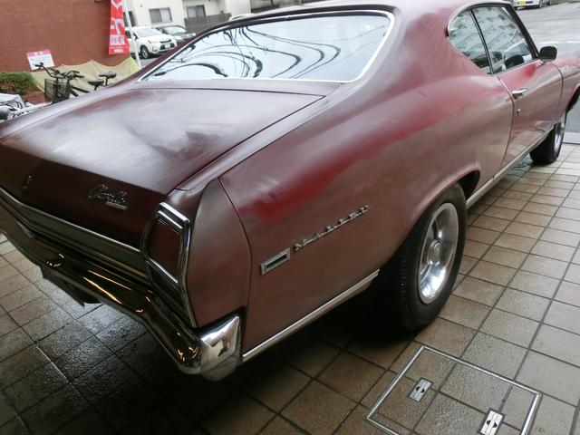 「シボレー」「シェベル」「クーペ」「広島県」の中古車47
