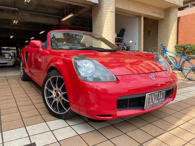 「トヨタ」「MR-S」「オープンカー」「広島県」の中古車3